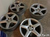 جنوط مرسيدس AMG  اصليه للبيع