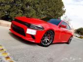 تشارجر إس أرتي 2015 أحمر CHARGER SRT8