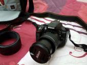 كاميرا نيكون احترافية جديدة للبيع