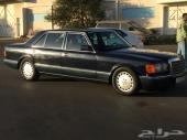 مورسيدس 560SEL موديل 1990