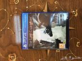 للبيع شريط PS4 - THE LAST GUARDIAN