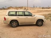 جيب لكزس 2006 سعودي
