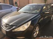 للبيع سيارة سوناتا 2012