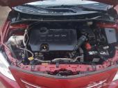 للبيع كورولا 2013 1600 سي سي  عداد 80 كم