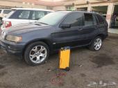 BMW X5 للبيع تشليح قطع غيار2003