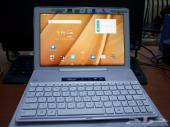 تاب Asus ZenPad 10 مع لوحة المفاتيح الخاصه به