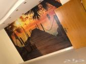 شقة بحي الحمدانية - 3 غرف وصاله
