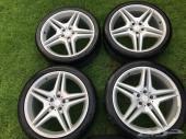 جنوط AMG موديل 2013 للبيع