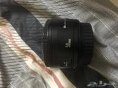عدسة كانون 50mm f1.8 ll