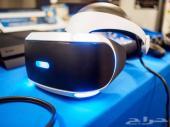 نظاره الواقع الافتراضي من شركة سوني vr