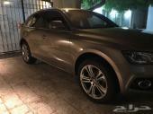 أودي كيو 5 2010 ذهبي  Audi Q5 2010 S-line
