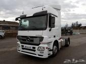 شاحنة مرسيدس اكتروس 1844 ميجا موديل 2010