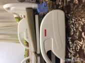 سرير طبي كهربائي بريموت للبيع بالمرتبه