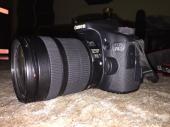 كاميرا كانون D70 للبيع نظيفة وبحالة سليمة