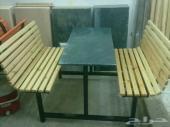 طاولات وكراسي مدارس مطاعم كفتريات
