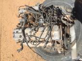 مكينة كرسيدا 6 سلندر شغاله شرط