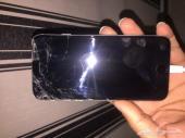 للبيع ايفون 6 مكسوره شاشته