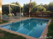 فيلا فخمة للإيجار 4 غرف عصرية بمراكش المغرب