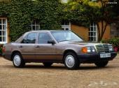 مرسيدس E230 فرخ شبح شد بلدبطاقه جمركيه الماني