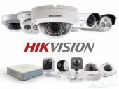 كاميرات المراقبة واجهزة السنترالات والانتركم