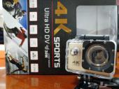اكشن كاميرا احترافية 4K ب 199 فقط