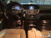 للبيع مرسيدس E300 موديل 2011 AMG