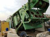 مصنع خرسانة جاهزة 4 خلاطات اسمنت 2012 أوروبا