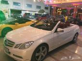 مرسيدس 2013 E250 كابريوليه كشف