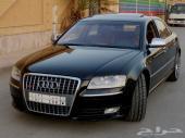اودي S8 سعودي 2008 (تم البيع) عداد 46.000 كم