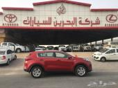 كيا سبورتاج 2017 سعودي ستاندر-شركة البحرين