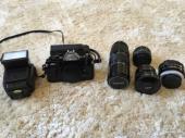 كاميرة كانون قديمة