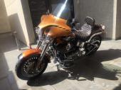 Harley Davidson FatBoyهارلي دايفيدسون فات بوي