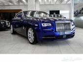 رولز رويس داون Rolls-Royce Dawn