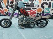 مجسم دراجه ناريه نادر