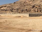 ارض في وادي بن هشبل بدون صك