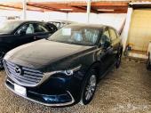 مازدا CX9 جديد لون كحلي فل كامل 2018