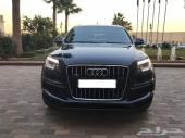Audi Q7 3.0L -V6 Model 2012 S-line kit