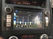 شاشة باجيرو مستعمله للبيع