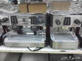 وافل بان كيك مكاين قهوة