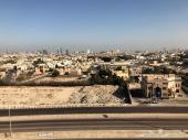شقة بالدور 9 ببرج بن سلطان بالخبر للإيجار