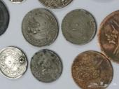 عملات معدنية تراثية قديمه