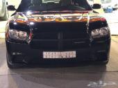 تشارجر اسود 2014 V6 نظيف