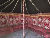 مخيم للايجار  150 ريال