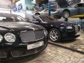 أفضل ورشة صيانة للسيارات الإنكليزية