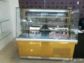 ثلاجة عرض محلات(تم البيع)