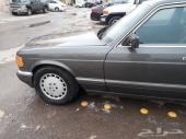 مرسيدس موديل 1988 560 SEL