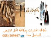 شركة تنظيف خزانات بابها وخميس مشيط