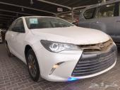 تويوتا كامري2017 GL مطور سعودي