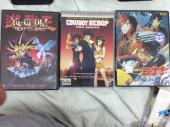 مجموعة متنوعة من DVD أنمي و غيره -متجدد-