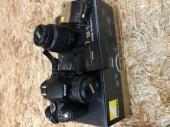 كاميرا نيكونD5100 للبيع او البدل بساعة ابل